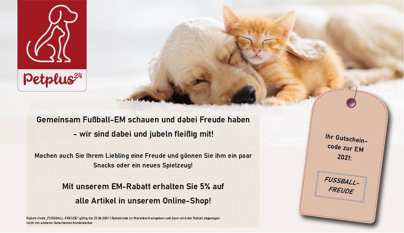 Rabatt-Petplus24-EM-Rabatt-Gutschein-Aktion