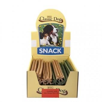 25x Classic Dog Snack Kaustangen 5 Stern