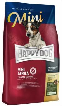 4kg Happy Dog Mini Africa + 1kg gratis
