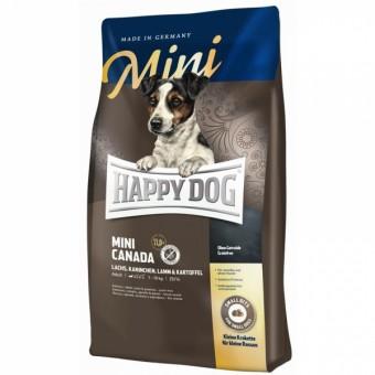 4kg Happy Dog Mini Canada + 1kg gratis