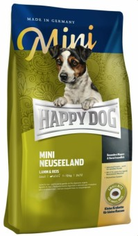 4kg Happy Dog Mini Neuseeland + 1kg gratis