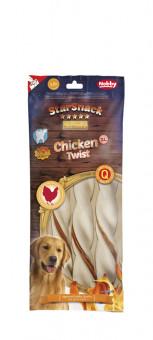 Nobby STARSNACK Barbecue Chicken Twist XL 9x 240g