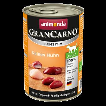 Animonda Dog GranCarno Sensitiv Huhn pur 30x 400 g