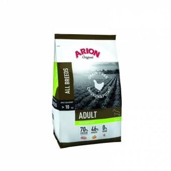 Arion Dog Original grainfree Chicken & Potato 12 kg