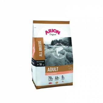 Arion Dog Original grainfree Salmon & Potato 12 kg