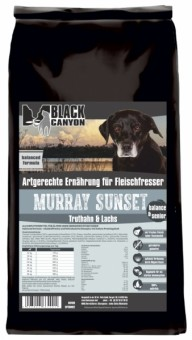 Black Canyon Hund Murray Sunset Senior Truthahn & Lachs 1,5 kg