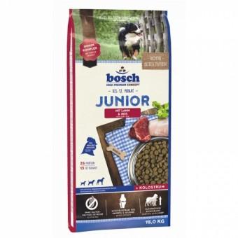Bosch Junior Lamm & Reis 2x 15 kg   Vorteilspack