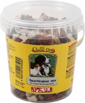 Classic Dog Snack Sporttrainer Mix 5x 500 g | Vorteilspack
