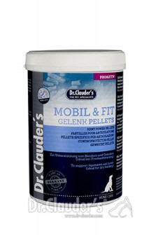 Dr. Clauders Dog Mobil & Fit Gelenk Pellets 1100 g