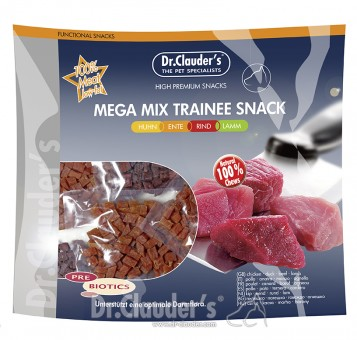 Dr. Clauders Dog Snack Trainee Mega Mix 500 g