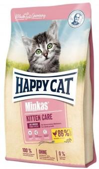 Happy Cat Minkas Kitten Care Geflügel 1,5 kg