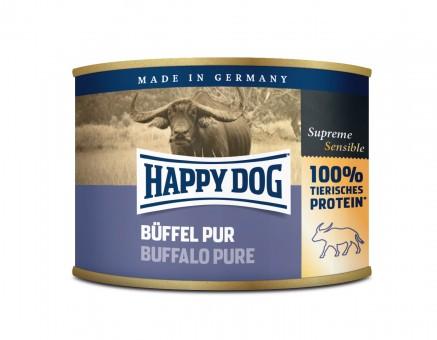 Happy Dog Dose Büffel Pur