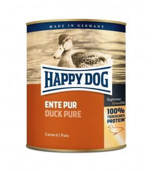 Happy Dog Dose Ente Pur 12x 800g