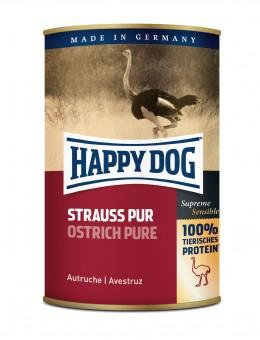 Happy Dog Dose Strauß Pur