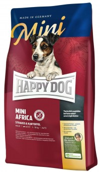 Happy Dog Supreme Mini Africa 2x 4 kg | Vorteilspack