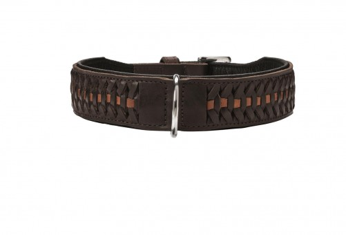 Hunter Hunde-Halsband Solid Education Exclusive S-M