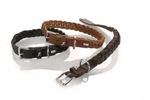 Hunter Hunde-Halsband Solid Education Special