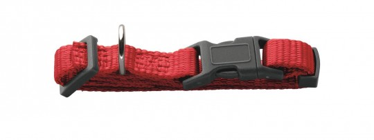 Hunter Hunde-Halsung London ohne Zugentlastung | rot | XXS-XS