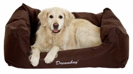 Karlie Hundebett Dreambay Brown | 65x45x20 cm