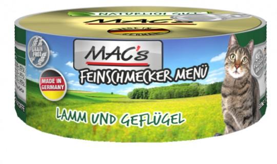 MAC's Cat Feinschmecker Lamm & Geflügel