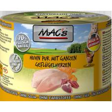 MAC's Cat Huhn & ganze Geflügel-Herzen