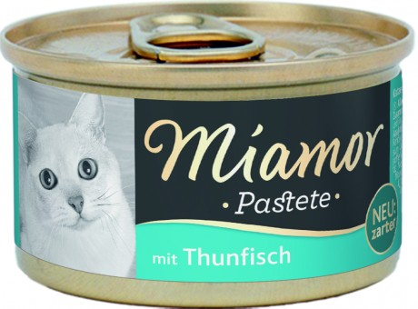 Miamor Pastete Thunfisch 12x 85g