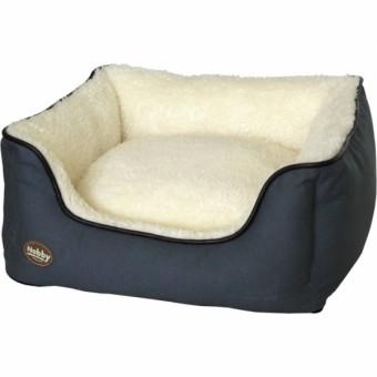 Super-Sale Nobby Komfort Bett SALIO grau 45x40x18 cm