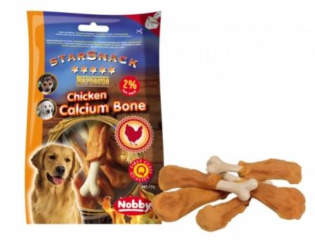 Nobby STARSNACK Barbecue Chicken Calcium Bone 16 x 70 g