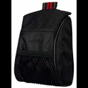 Trixie Dog Activity Snack-Tasche Treat Bag 13x18x7 cm, schwarz