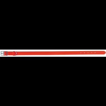 Trixie Easy Life Halsband | neonorange M: 35-43 cm/20 mm