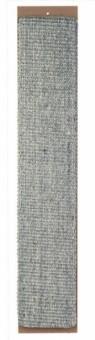 Trixie Kratzbrett 11x60 cm | grau