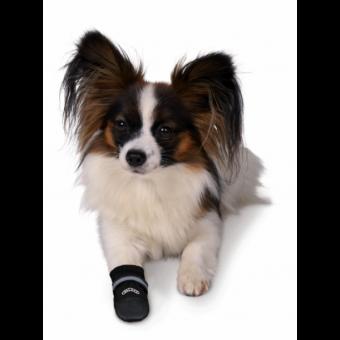 Trixie Pfotenschutz Walker Care Comfort | 2 Stück | schwarz XL