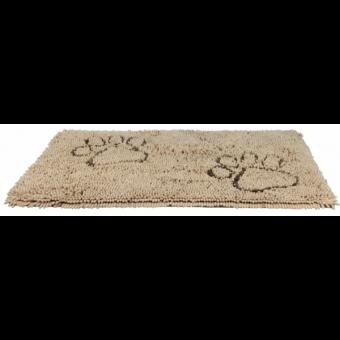 Trixie Schmutzfangmatte | beige 80 × 55 cm