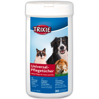 Trixie Universal-Pflegetücher 30 Stück