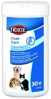 Trixie Universal-Pflegetücher für Hunde, Katzen & Kleintier