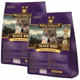 Wolfsblut Black Bird Senior 2 x 15kg