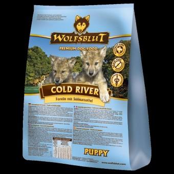 Wolfsblut Cold River Puppy 2x 15 kg | Vorteilspack