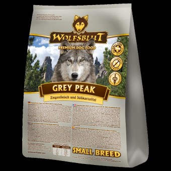 Wolfsblut Grey Peak small Breed 2 kg