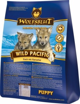 Wolfsblut Wild Pacific Puppy 2 x 15kg