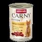 Animonda Cat Carny Kitten Geflügel-Cocktail, Größe: 36x 400 g