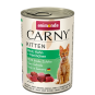 Animonda Cat Carny Kitten Rind, Huhn & Kaninchen, Größe: 36x 400 g