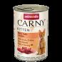 Animonda Cat Carny Kitten Rind, Kalb & Huhn, Größe: 36x 400 g
