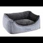 Hunter Hunde-Sofa Astana, Farbe: grau
