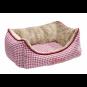 Hunter Hunde-Sofa Astana, Farbe: rot