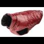 Hunter Hundemantel Tampere | gesteppt | wasserabweisend | rot, Größe: 25 cm