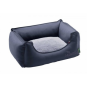 Hunter Hundesofa Sanremo | blau, Größe: 60 x 40 cm