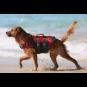 Hunter Schwimmweste Moss | reflektierend | rot, Größe: XXL - 96-116 cm