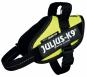 Julius-K9 IDC Geschirr Mini   neongelb, Größe: Mini/S: 40-53 cm/22 mm