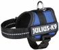 Julius-K9 Powergeschirr Baby | blau, Größe: 1/XS: 30-40 cm/18 mm