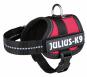 Julius-K9 Powergeschirr Baby | rot, Größe: 1/XS: 30-40 cm/18 mm